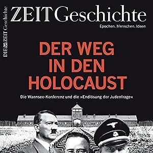 Der Weg in den Holocaust Hörbuch