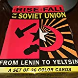 The Rise and Fall of the Soviet Union Trading Cards