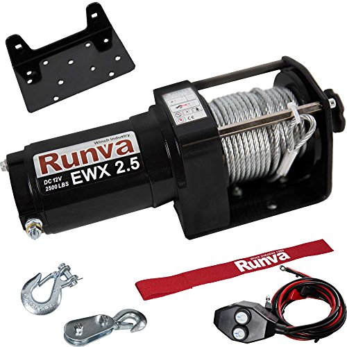 Power Atv Winch - 5