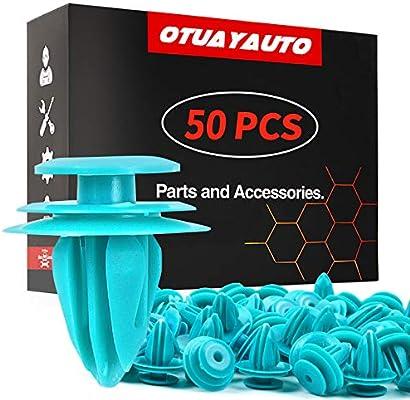 12 For Toyota Door Panel Trim Retainer Clips