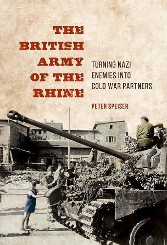 british army of the rhine - 1