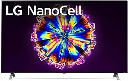 "LG 55NANO90UNA Alexa Built-In NanoCell 90 Series 55"" 4K Smart UHD NanoCell TV (2020)"