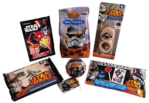Probier Set Star Wars Süßigkeiten (6-teilig)