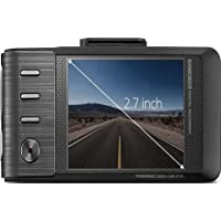 Thinkware X550 Dual Channel 1080p Dash Cam with 32GB SD Card Super Night Vision 2.7 Full Color LCD 19-X550