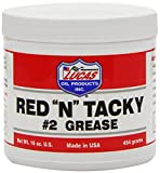 Lucas Oil Red ''N'' Tacky Grease - 16 oz tub (10574) (4)
