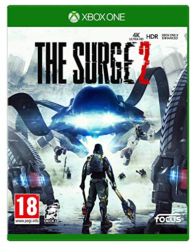 New Games 2020 Xbox One.Amazon Com The Surge 2 Xbox One Video Games
