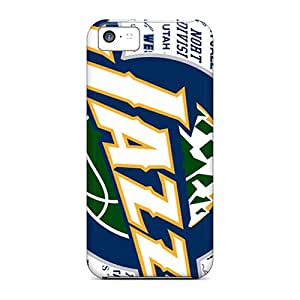 New Ggr1940oxsG Utah Jazz Tpu Cover Case For Iphone 5c