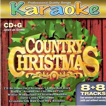 Country christmas lyrics