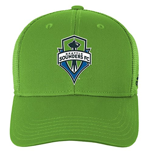 Outerstuff MLS Boys Structured Adjustable Hat