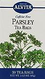 Alvita Caffeine Free Tea Parsley -- 30 Tea Bags