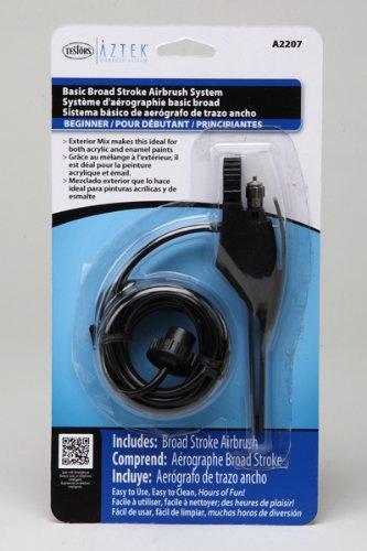 Aztek A2207   Beginner Basic External Mix Airbrush (Airbrush Mix External)