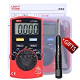 NKTECH TL-1 Screwdriver UNI-T UT120C Mini Pocket Handheld Auto Ranging Digital Multimeter AC/DC Voltage Current Resistance Capacitance Frequency Continuity Diodes Tester Meter