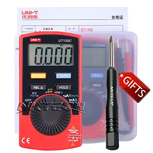 Uni-Trend UT61E Handheld Digital Multimeter Tester - 5