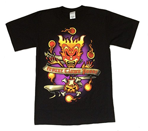 Insane Clown Posse Candle Jeckel Brothers Black T Shirt (S)