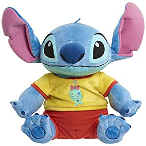 Disney Lilo & Stitch Large Stitch in Scrump Shirt Plush