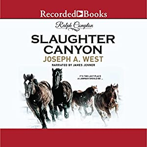 Slaughter Canyon Audiobook