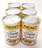 Read 3 Bean Salad 15oz Can (Pack of 6)