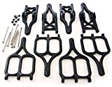 Traxxas T-Maxx 2.5 Classic FRONT & REAR SUSPENSION ARMS - HINGE PINS & SPACERS