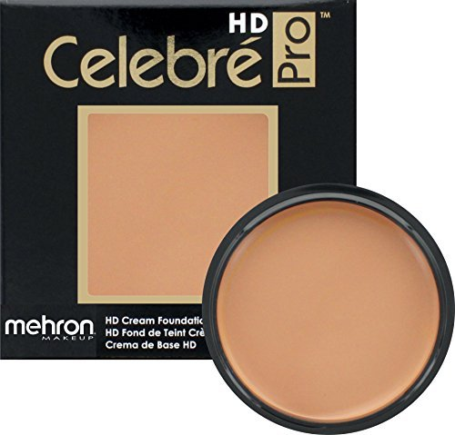 Mehron Makeup Celebre Pro-HD Cream Face & Body Makeup (.9 oz) (LIGHT -