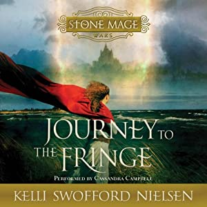 Stone Mage Wars, Vol. 1: Journey to the Fringe Audiobook