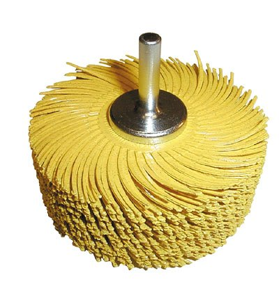 3M Scotch-Brite Radial Bristle Discs 80 Grit (Pack of 5) - Disc Brush