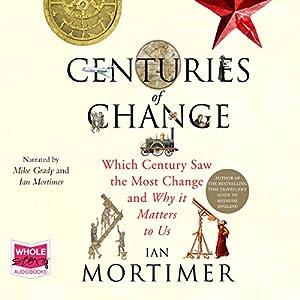 Centuries of Change Audiobook
