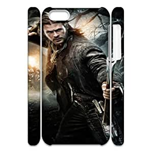 Snow White and the Huntsman HILDA0078276 3D Art Print Design Phone Back Case Customized Hard Shell Protection Iphone 5C