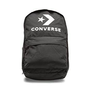 Converse All Star EDC 22 Backpack Rucksack School Shoulder Bag - Black   Amazon.ca  Sports   Outdoors 93c86c358bcc5