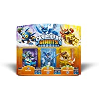 Activision Skylanders Giants Triple Pack # 1: Pop Fizz, Whirlwind, Trigger Happy