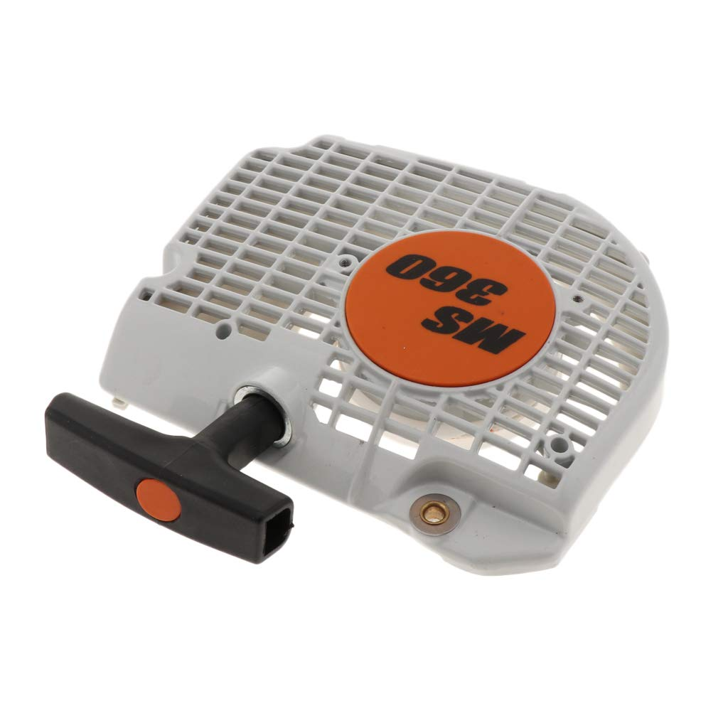 DYNWAVE Recoil Pull Start Starter for Stihl 034 036 MS340 MS360 Chainsaw Replace 1125 080 2105