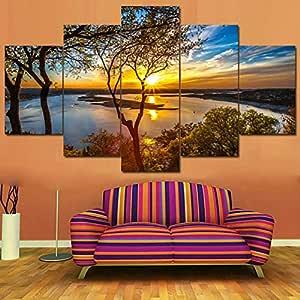 mmwin Carteles Tableau Wall Art Decoración para el hogar ...