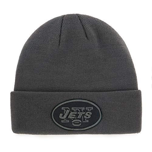 26213714e5e NFL New York Jets Male Raised OTS Cuff Knit Cap