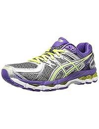 Women's Asics, Gel Kayano 21 wide Running Sneakers