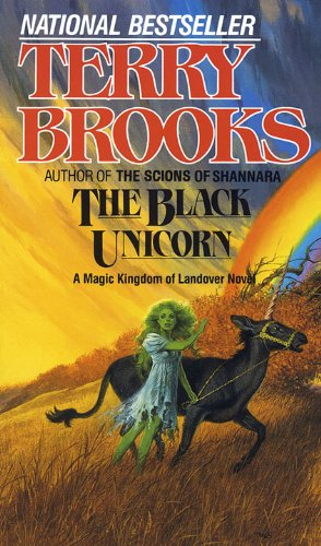 Black Unicorn (Magic Kingdom of Landover series Book 2)