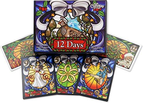 12-Days-Card-Game