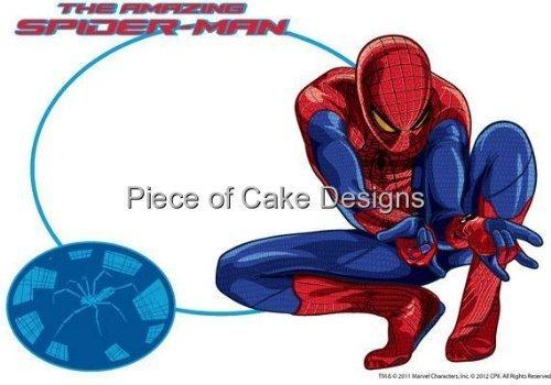 De The Amazing Spiderman Muro Crawler Cumpleaños ...