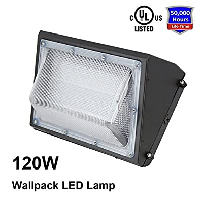 LED Wall Pack Light 5000K daylight Ourdoor Lighting Wall Lamp