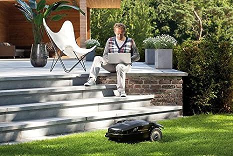Robomow Tuscania 500, robot cortacésped: Amazon.es ...