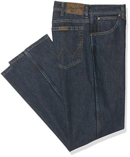 Wrangler Regular Fit, Jeans Uomo Blu