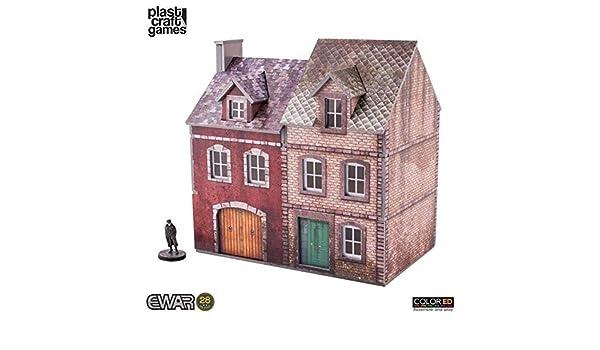 Model Building Kits & Tools EWAR WWII Colored Miniature