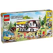 LEGO Creator - Caravana de vacaciones (6135614)