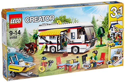 LEGO Creator 31052 - Urlaubsreisen