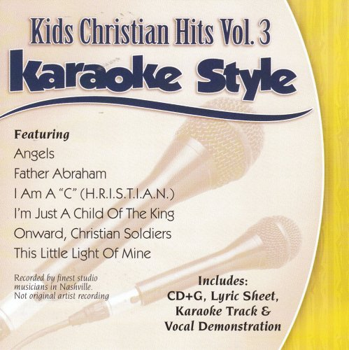 Daywind Karaoke Style: Kids Christian Hits, Vol. 3 (Kids Christian Hits Karaoke)
