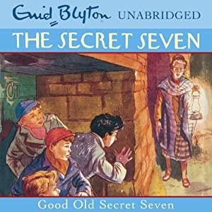 Good Old Secret Seven Audiobook