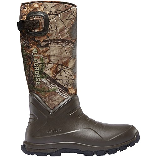 Lacrosse LacrosseAeroHead Sport 16 Height Realtree Xtra 7.0MM (340225)| Waterproof | Insulated Modern Comfortable Hunting Combat Boot Best For Mud, Snow