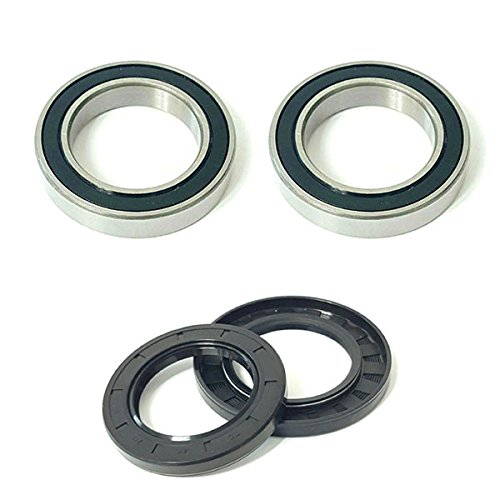 - 1988-1998 Suzuki Quadrunner 250 LT4WD Rear Axle Wheel Carrier Bearings Seals Kit