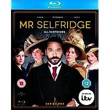 Mr Selfridge: Season 1 TV Series [Blu-ray] (2013)