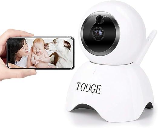 Amazon.com: Cámara WiFi para perros y mascotas, monitor de ...