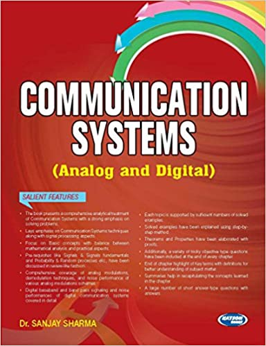 Analog Digital Communication Pdf