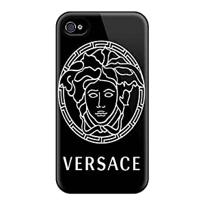 New Shockproof Protection Cases Covers For Iphone 4/4s/ Versace Cases Covers
